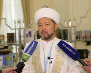 Бас мүфти Өзбекстан еліне ресми сапарын қорытындылады (+ ВИДЕО)