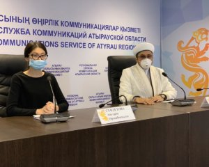 Атырау облысының Бас имамы шұғыл онлайн брифинг өткізді (+ ВИДЕО)