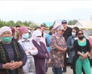 Сұлтан Бейбарыс мешіті Индер ауданында 100 отбасына көмек көрсетті (+ ВИДЕО)