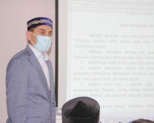 Ұстаз Батыржан Мансұров жаңа қызметке тағайындалды