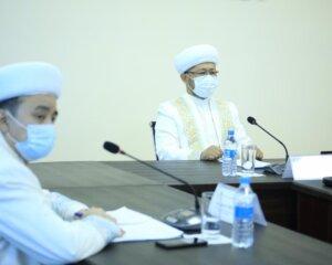Бас мүфти жастардың онлайн форумына қатысты