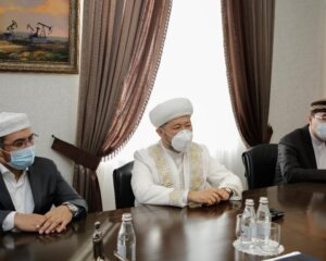 Бас мүфти Наурызбай қажы Тағанұлының Атырау облысына сапары (+ВИДЕО)