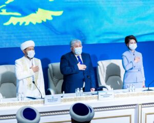 Қазақстанда имамдардың республикалық онлайн форумы басталды