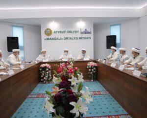Атырау: мешіт имамдары мүфтият бекіткен жеті бағыт бойынша атқарылатын жұмыстарды нақтылады (+ ВИДЕО)