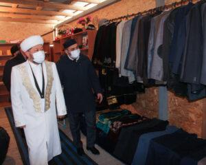 Атырауда «Иманғали» мешіті жанынан қайырымдылық орталығы ашылды (+ ФОТО)