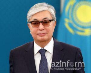 665 майдангер қалған: Президент қазақстандықтарды Жеңіс күнімен құттықтады