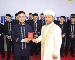 Бас мүфти Астана медресе - колледжі түлектеріне диплом тапсырды