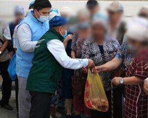 Атырау: карантин жағдайындағы Құрбан Айт қалай өтті? (+ ВИДЕО)