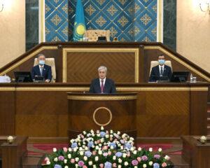 Президенттің қазақстандықтарға Жолдауының толық нұсқасы жарияланды
